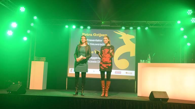 FD Gazellen Awards presentatie