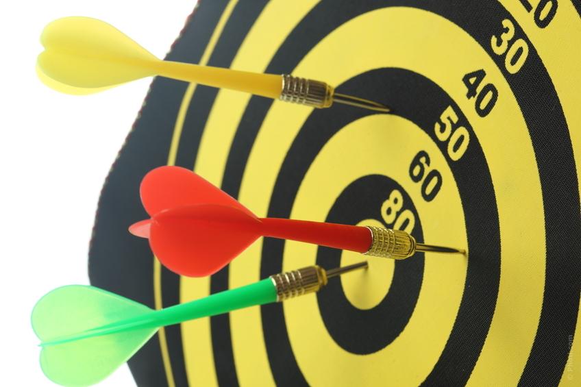 Meer bezoekers door succesvolle strategie: Slimme doelen kiezen