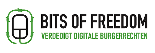 NTD-procedure: Bits of Freedom logo groot