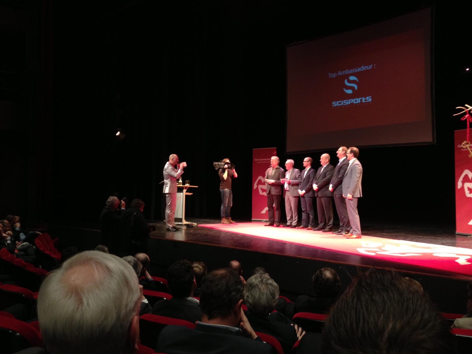 Antagonist ambassadeur van Twente: de Rode Loper 2012, de genomineerden