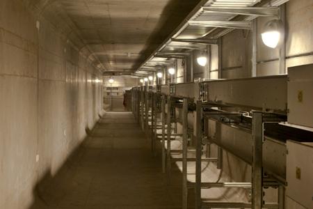 Coole datacenters: Ondergrondse gang