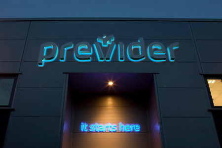 Coole datacenters: Previder