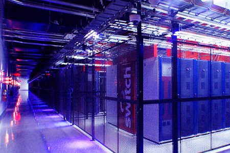 Coole datacenters: Security