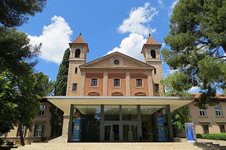 Coole datacenters: Torre Girona chapel