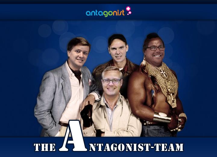 Het Antagonist-team