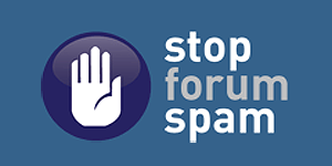 Spamberichten: Stopforumspam