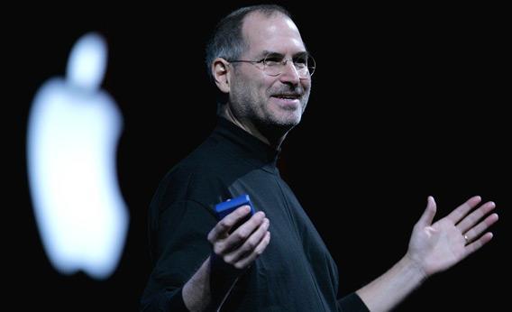 Motivational speaker Steve Jobs