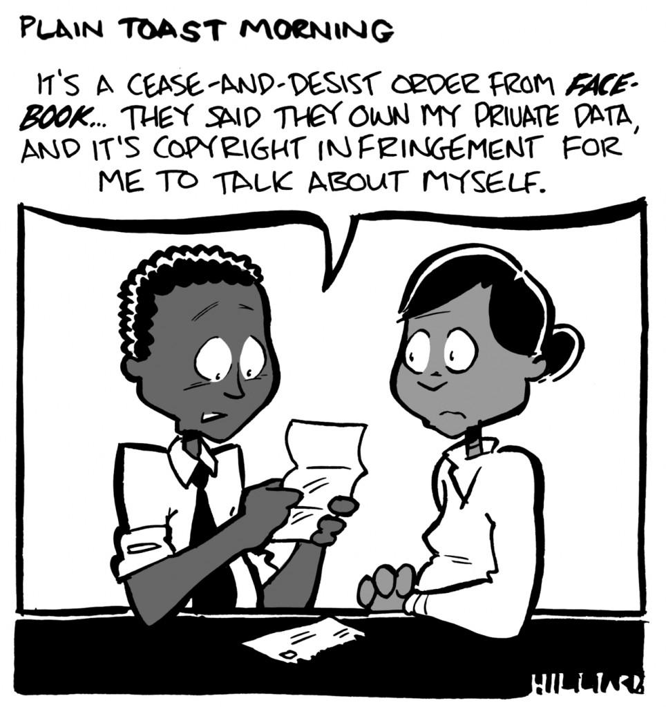 Klachtenafhandeling: copyright infringement