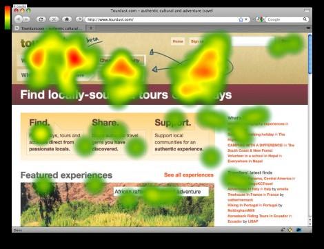 Conversie verhogen: eye tracking handgeschreven tekst