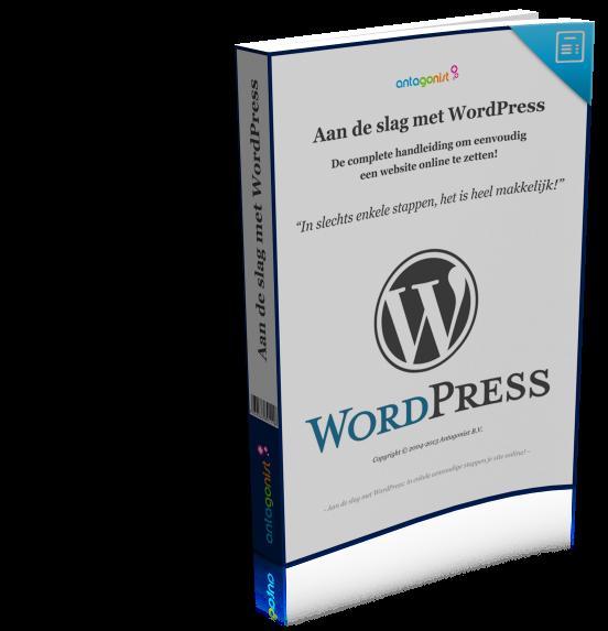 Webshop beginnen: WordPress installeren