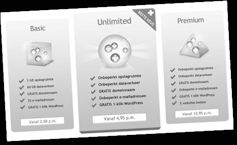 Antagonist jaaroverzicht 2013: onbeperkte webhosting