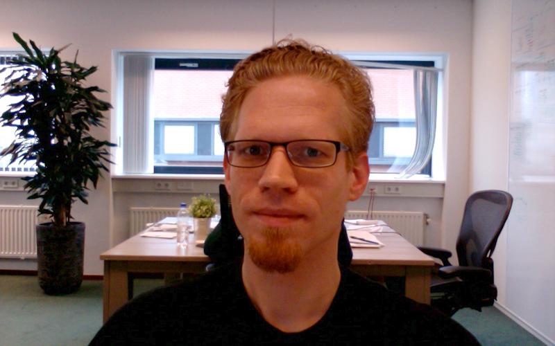 Harald Brouwers onze nieuwe medewerker voor Support