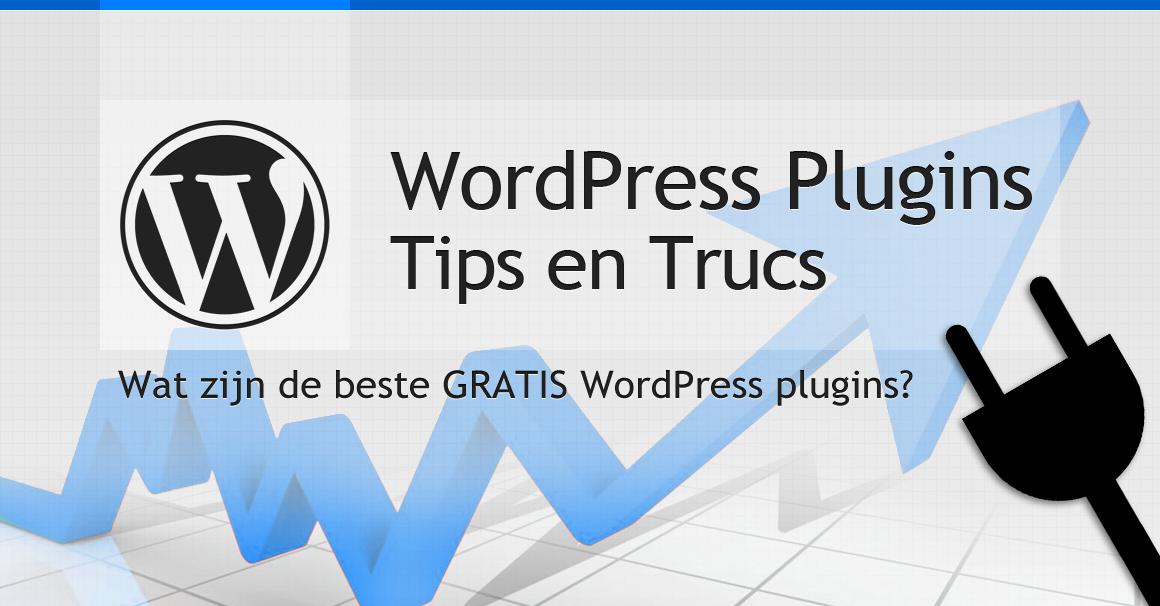 De beste WordPress Plugins op een rijtje!
