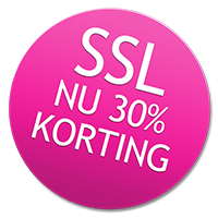 SSL-certificaat: nu 30% korting op alle SSL-certificaten bij Antagonist