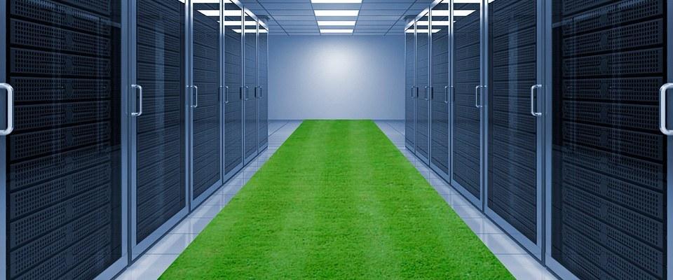 Groene hosting: energiezuinige servers