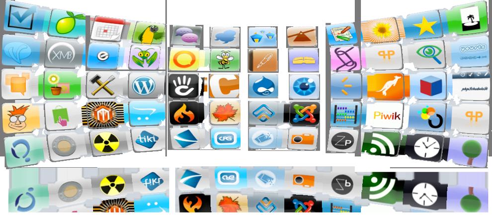 Installatron: keuze uit tientallen gratis apps