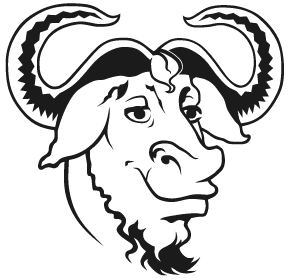 Open Source: logo GNU