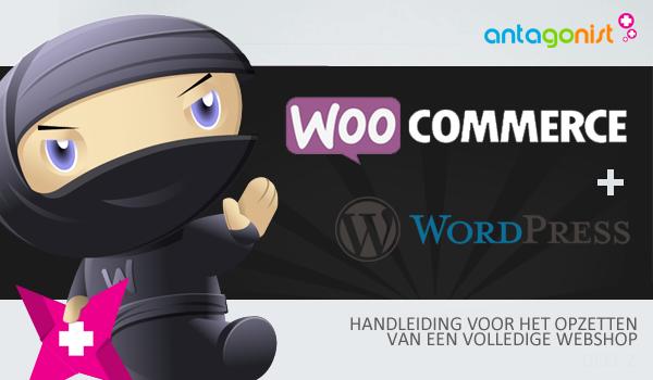 WooCommerce webshop opzetten