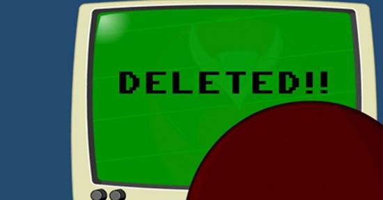 Malware: website verwijderen