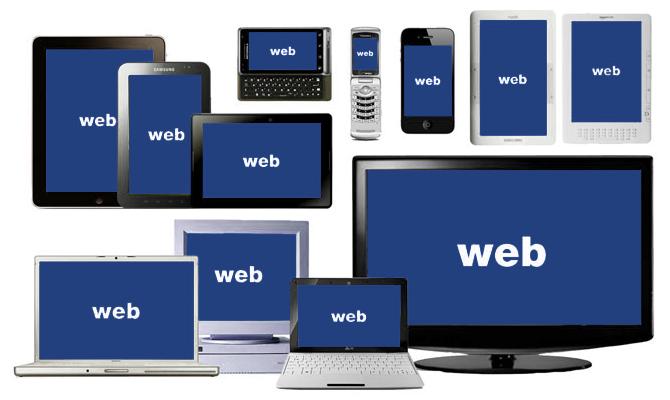 Mobiele website: ontwerp voor smartphone en tablet
