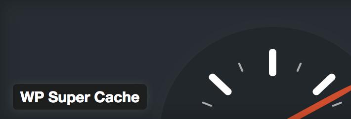 Lek in WP Super Cache: plugin