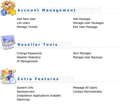 Reseller bij Antagonist: reseller account management