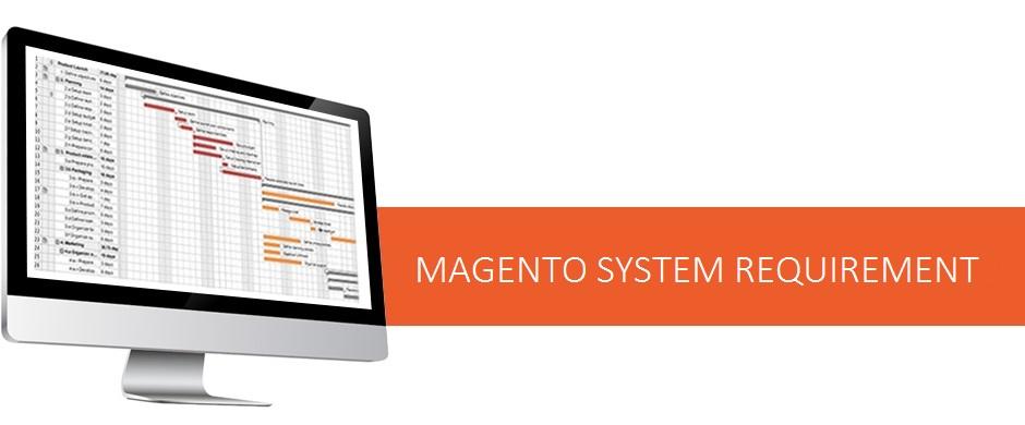 Magento bij Antagonist: system requirements