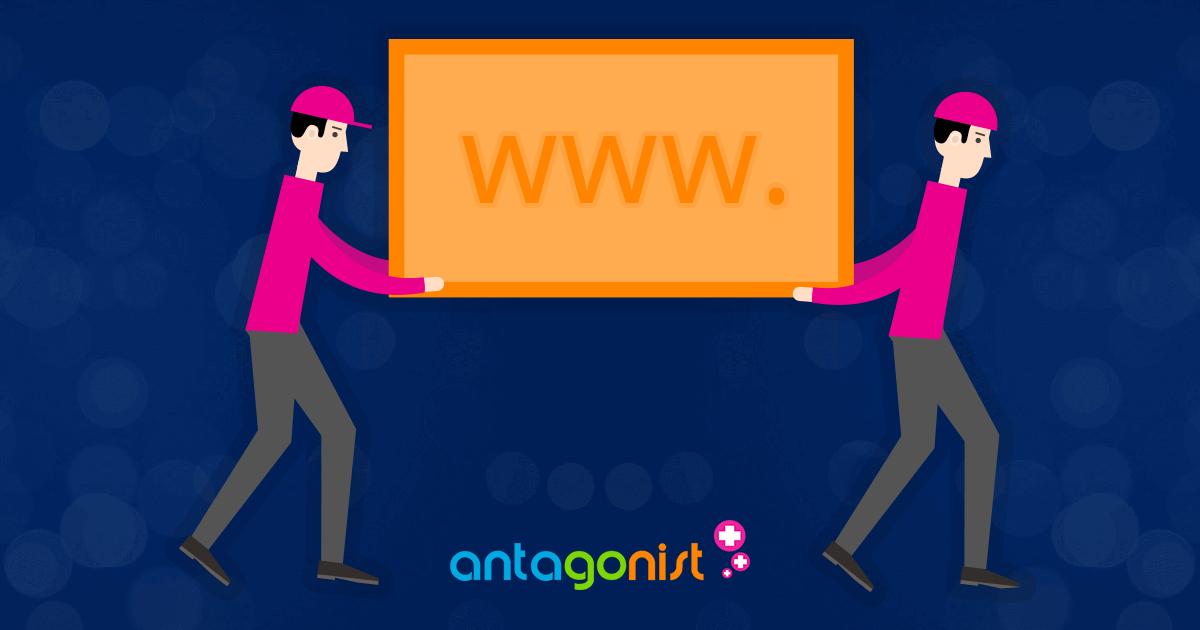 Website verhuizen of een sitedokter nodig?