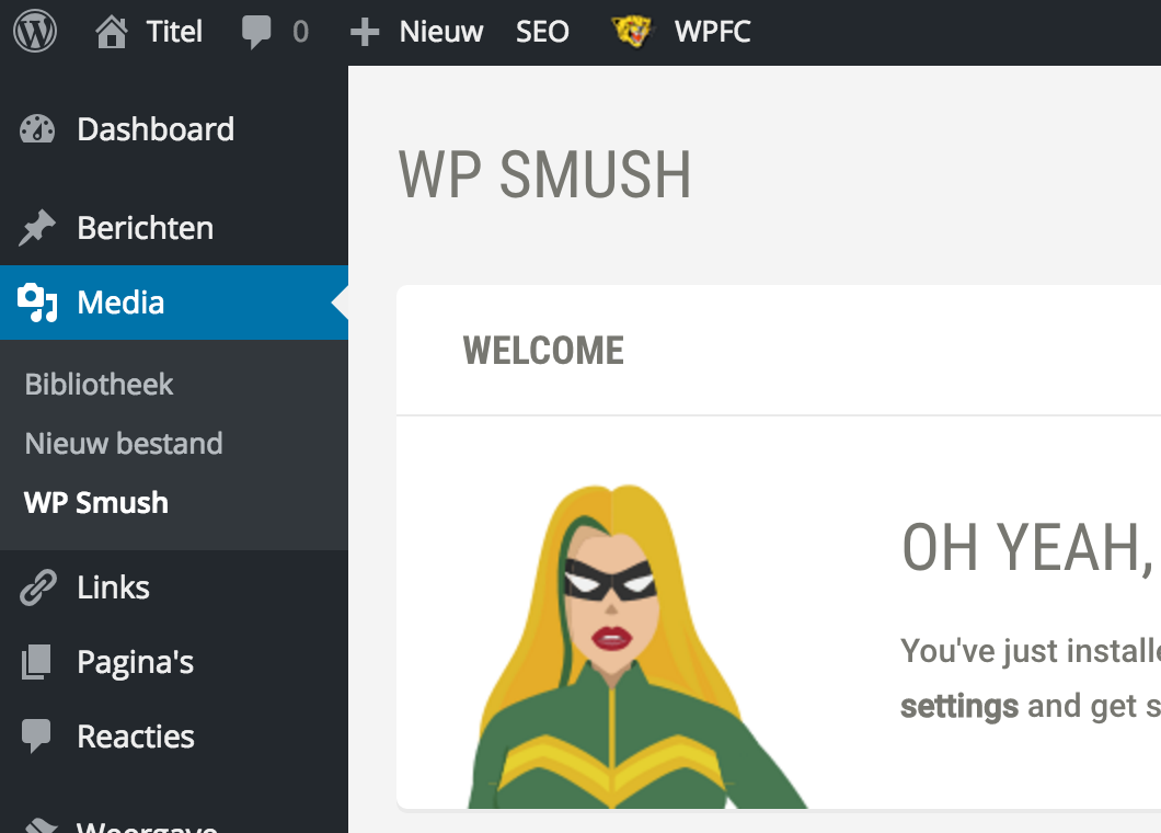 WordPress, het complete stappenplan: het instellen van WP Smush