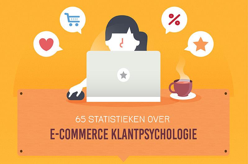 De psyche van de online shopper in 65 statistieken!