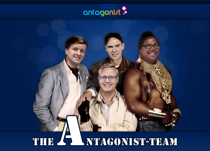 Wij zoeken jou: join The A-Team!