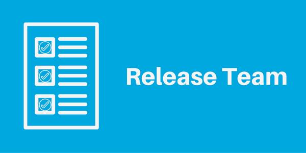 Het uitbreiden van de backup-retentie: release team