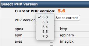 5 handige tips voor een beter beveiligde Joomla-website: je PHP-versie controleren