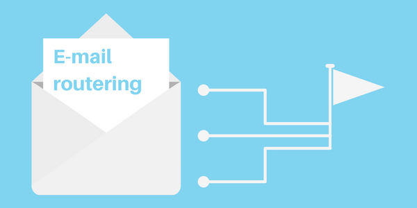 De wonderlijke wereld van e-mail routering!