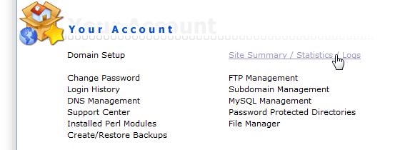 Benut je hostingpakket maximaal: het inzien van de logboeken van je website