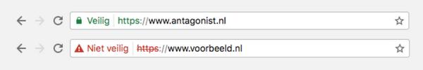 Het felbegeerde groene slotje: wel of niet veilig in Google Chrome