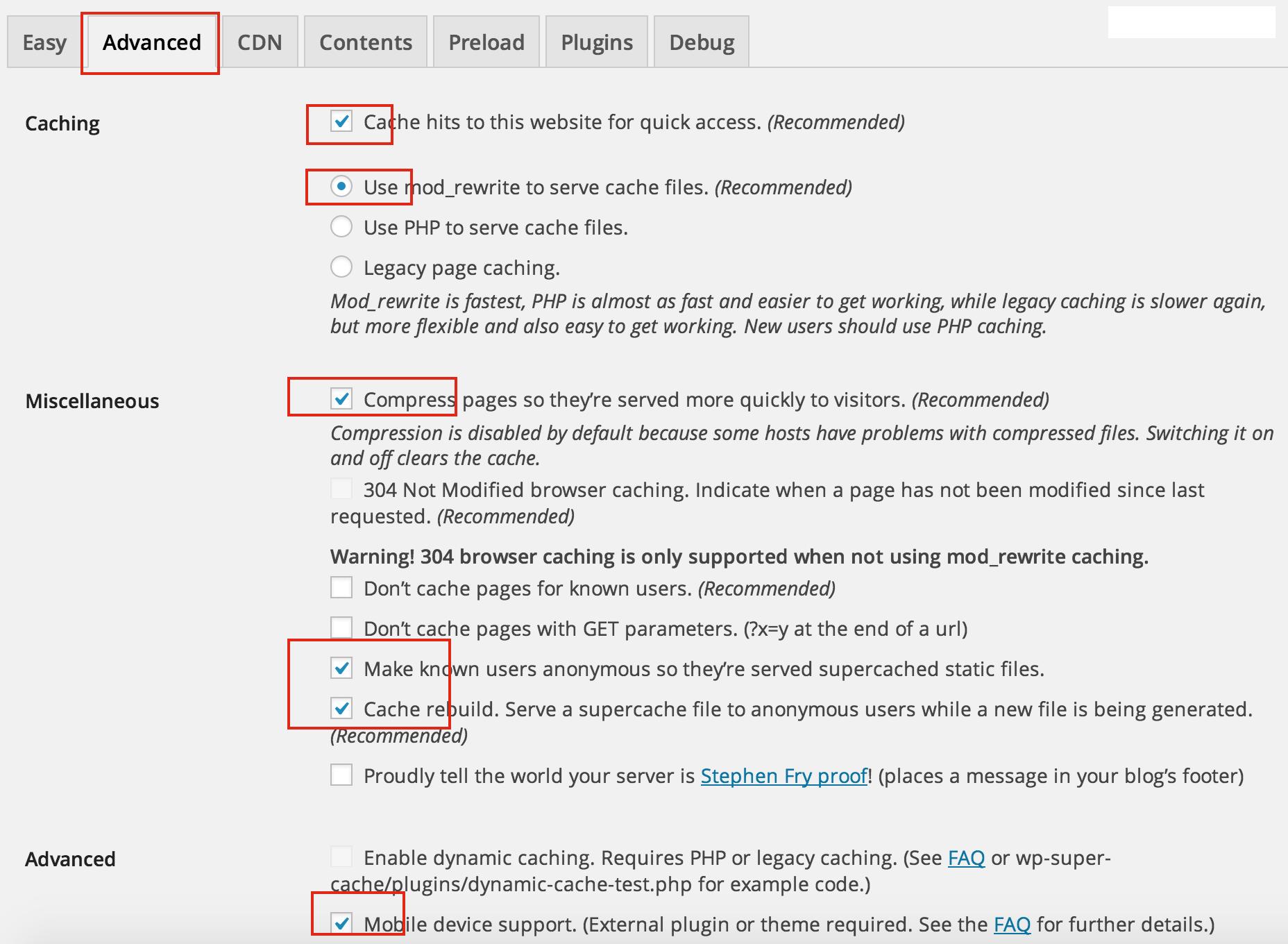 Snellere laadtijden voor je WordPress-website: het instellen van WP Super Cache