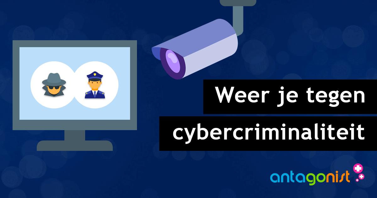 Weerbaarder tegen cybercriminaliteit met de checkfunctie op politie.nl!