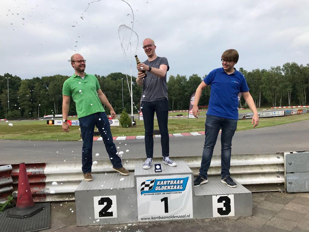 De winnaars van de Antagonist Grand Prix!