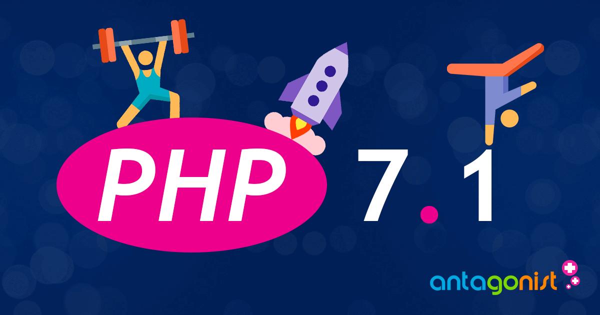 Kies PHP 7.1 en pak die snelheidswinst!