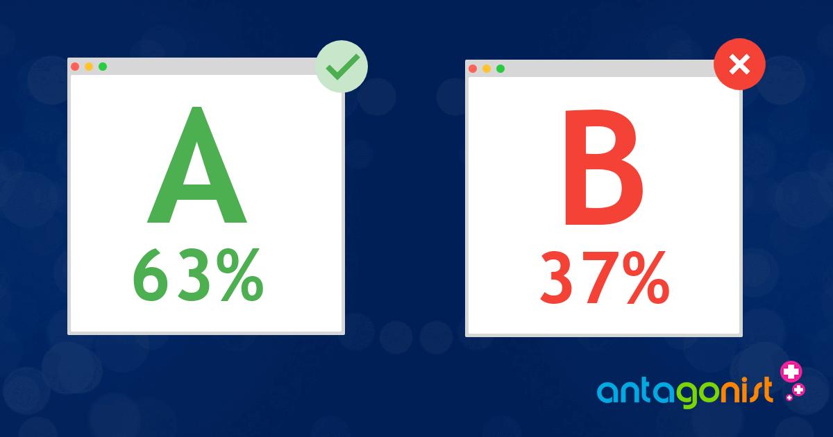Tips voor hogere conversie: voer A/B-tests uit