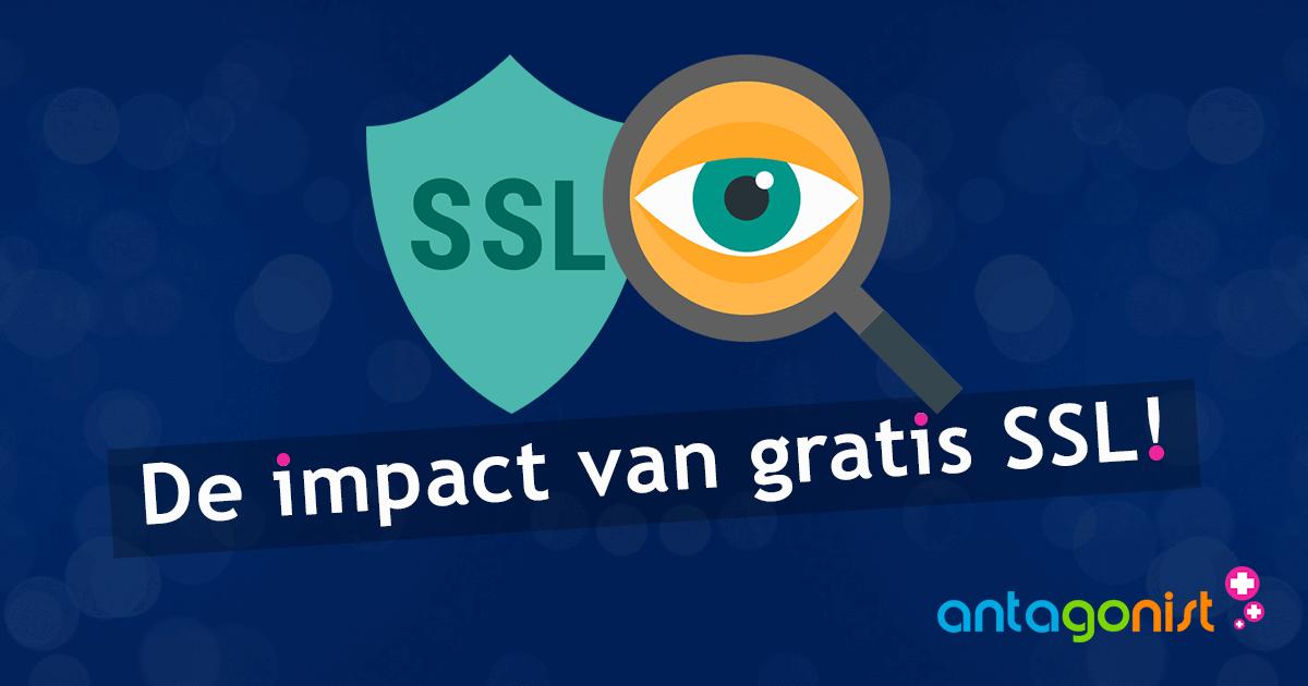 De impact van de uitrol van gratis SSL!