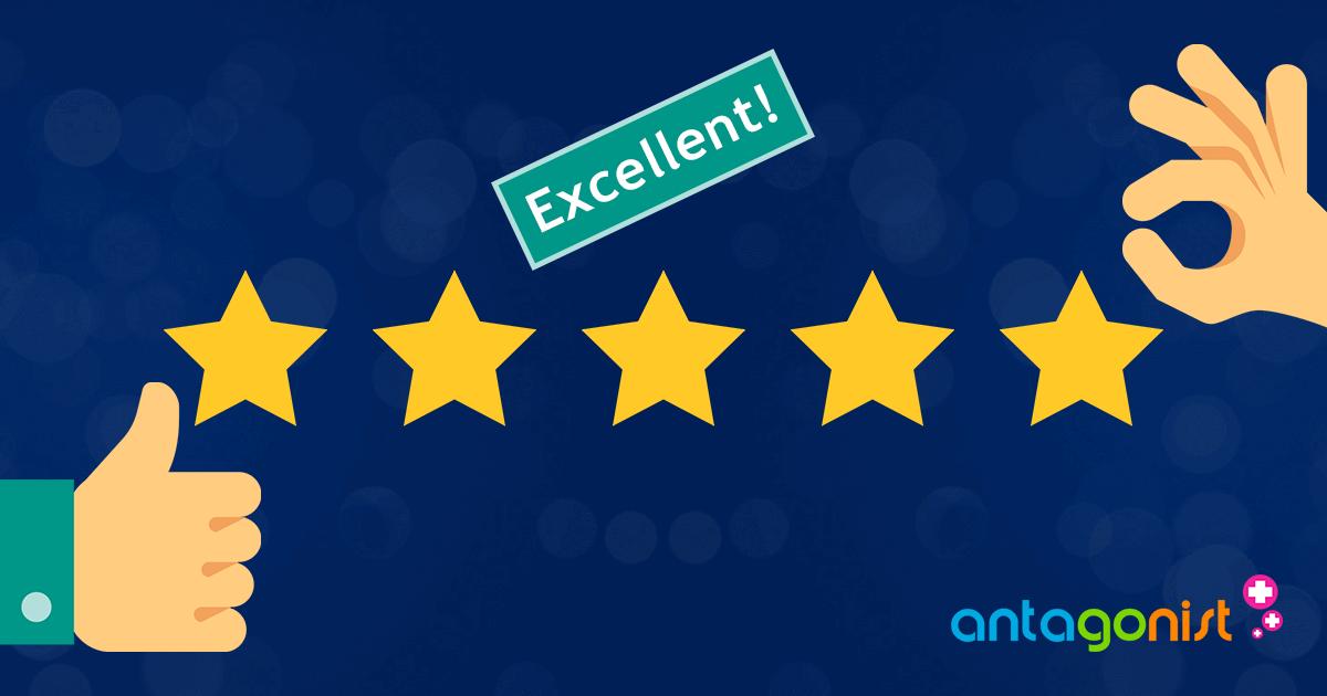 Verhoog betrouwbaarheid met positieve reviews!