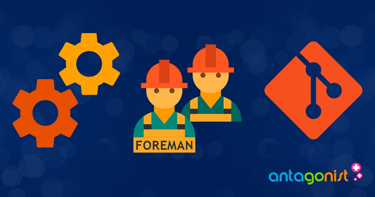 Tools van een systeembeheerder: het automatiseren van processen met behulp van Git, Foreman en Puppet.