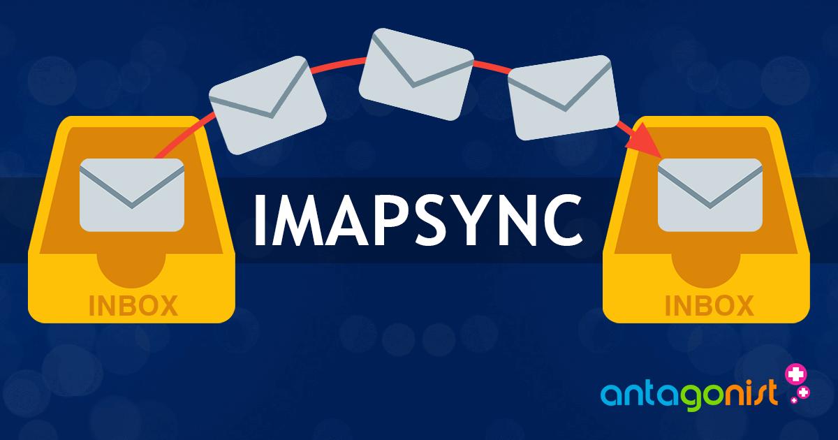 Eenvoudig e-mail verhuizen met imapsync!