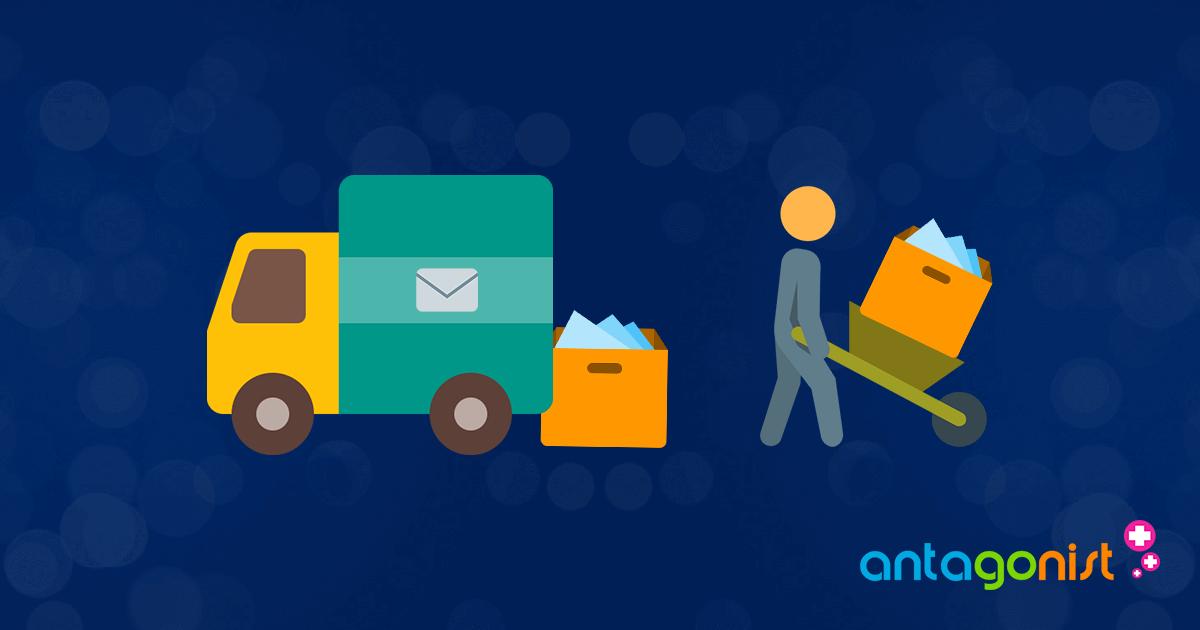 Laat je e-mail verhuizen met de verhuisservice!