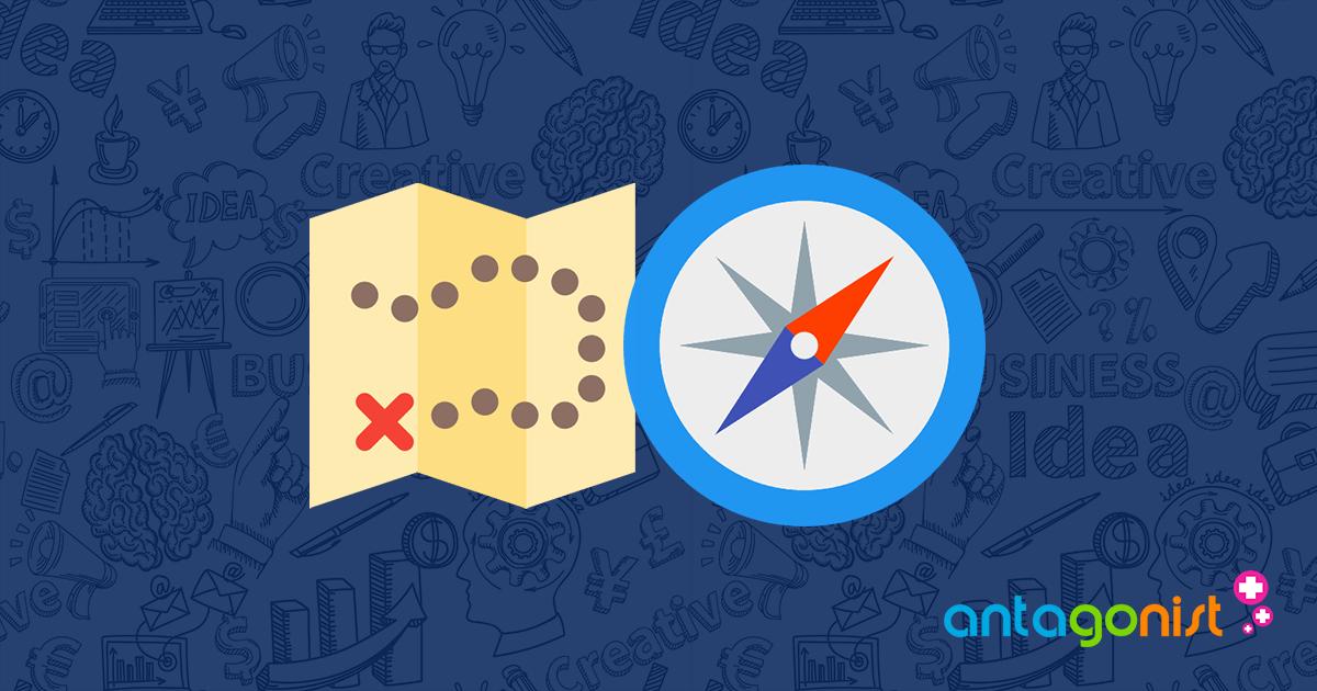 Je website inrichten: navigeren kun je leren.