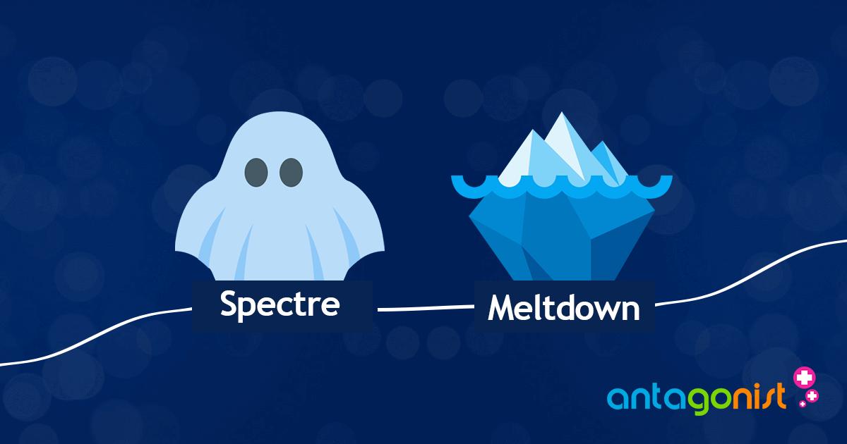 Spectre en Meltdown.