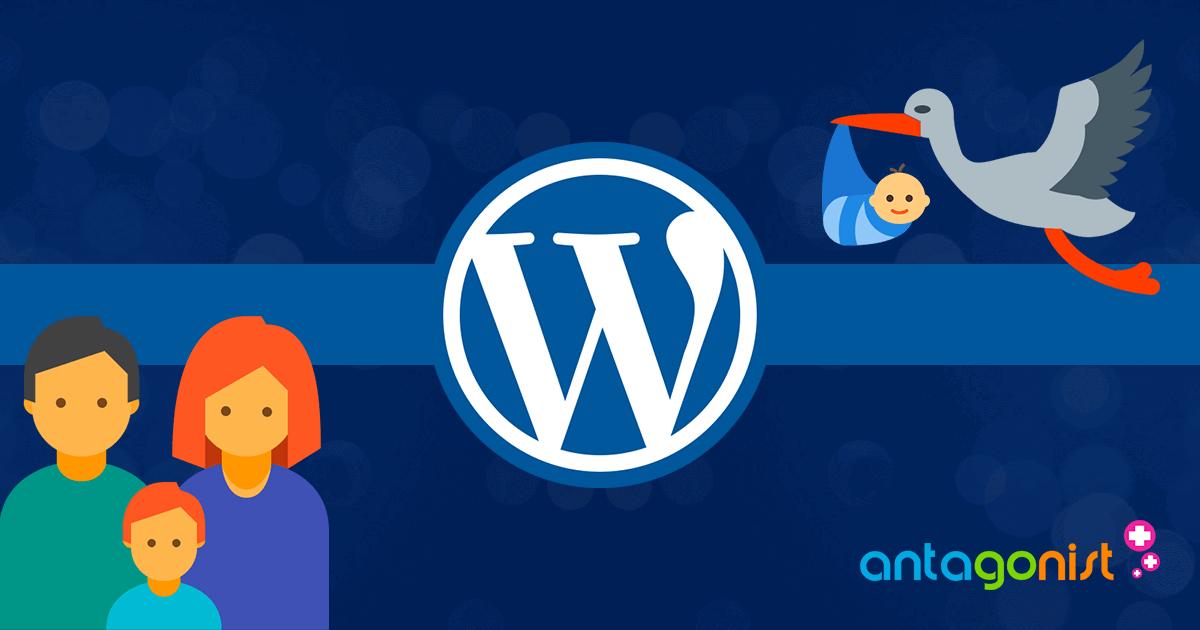 Een child theme maken voor WordPress!
