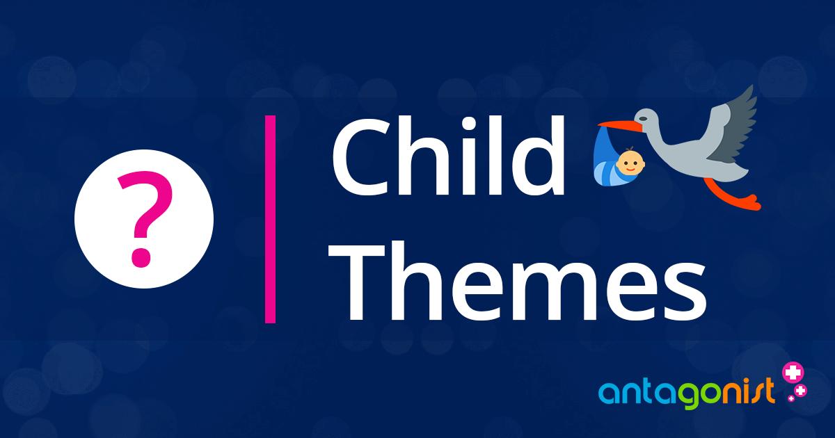Veelgestelde vragen over child themes bij WordPress.